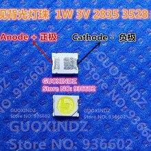JUFEI LED подсветка 1210 3528 2835 1W 84LM холодный белый ЖК-подсветка для ТВ приложения 01. JT.2835BPW1-C