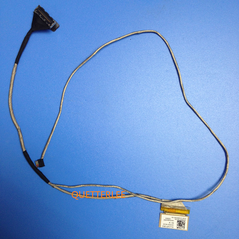 NEW ACLU2 DC02001MC00 EDP CABLE FOR LENOVO IDEAPAD G50 G50-30 G50-45 G50-70 LCD LVDS CABLE