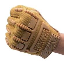Tactical font b Gloves b font for Men Fingerless Army font b Gloves b font Climbing
