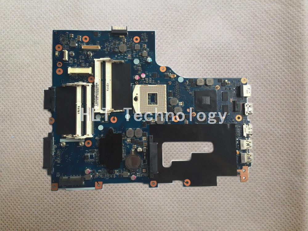 SHELI laptop Motherboard For Acer V3-771G VA70/VG70 REV2.1 N13P-GT-A2 non-integrated graphics card 100% fully tested n13p gv b a2 n13p gv b a2 bga 100