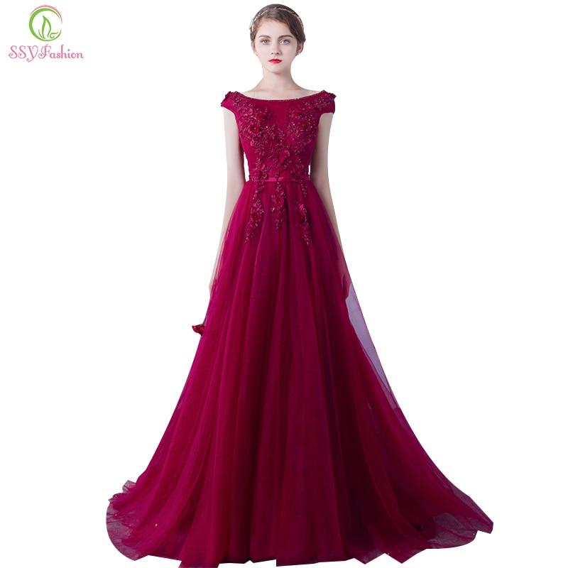 - Robe De Soiree SSYFashion Evening Dress The Married ...