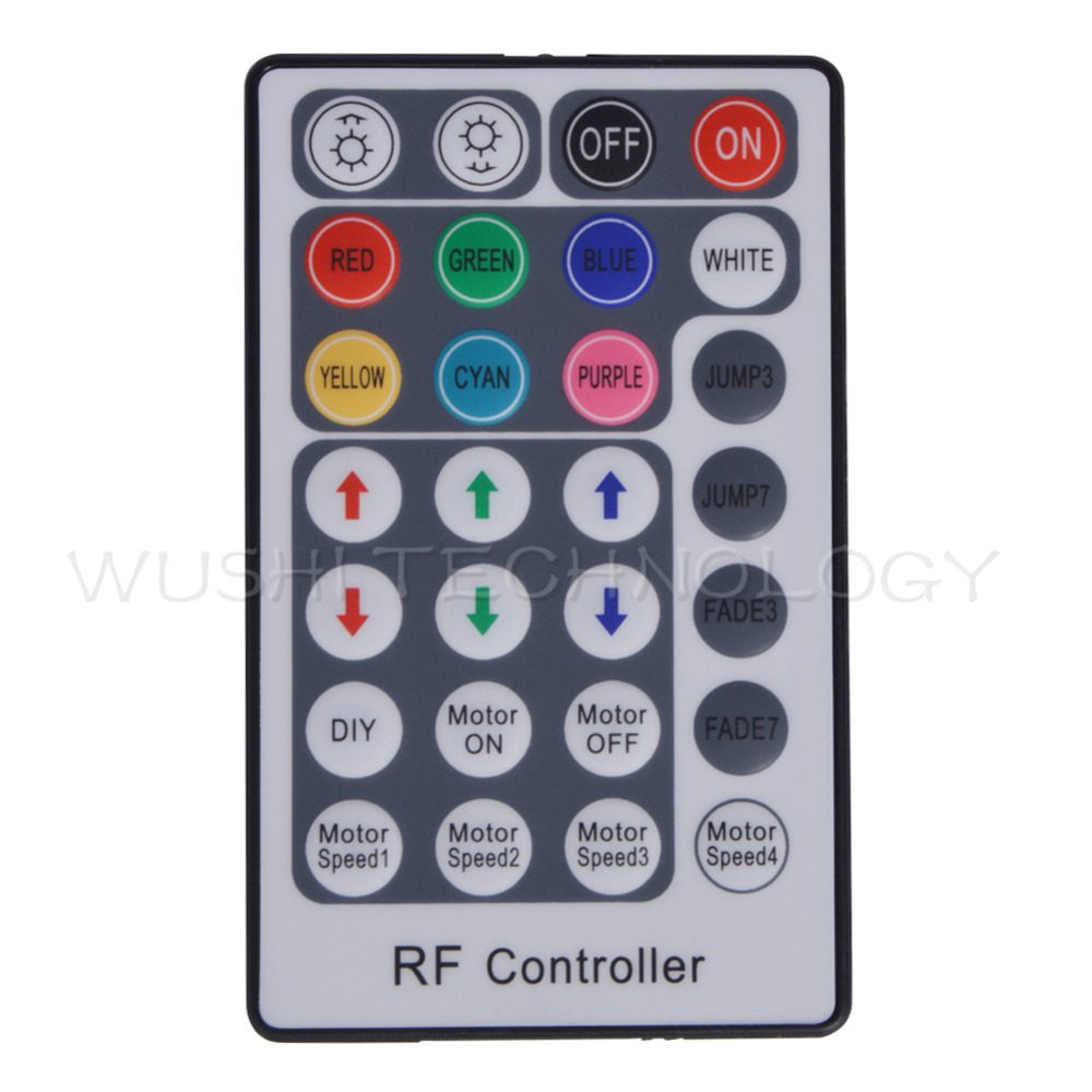 3 stks LED RGB Controler DC5v ~ 24 v WiFi 100 Draadloze touch Android IOS Smartphone Remote 12 v wifi RF rgb led controller - 5