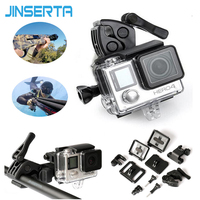 Gopro Accessories Fixed Clip Holder Gun Fishing Rod Bow Arrow Sportsman For Gopro Hero 3 3