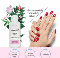 UV Gel Cleaner Plus Pure Acetone Liquid Nail Art Acrylic Gel Cleaner Plus Nail Clean Excess Gel Remove Nail Cleanser