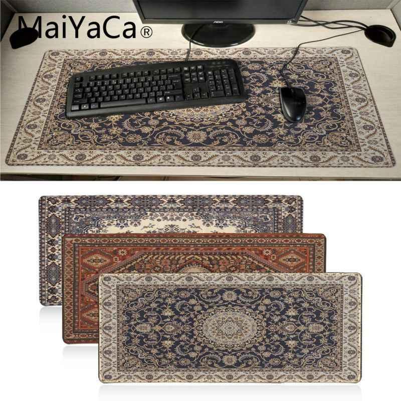 Persian Rug Beautiful Anime Mouse Mat