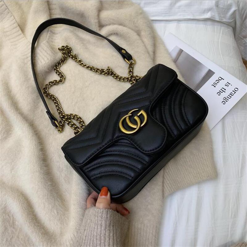 size 7 get new authentic 2019 Luxury Handbag Fashion Designer Brand Messenger Bag ...