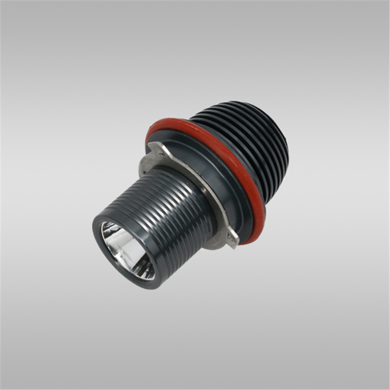 ФОТО Automotive LED lighting 12V/24V super bright OEM/ODM 2*20W HID bulbs car lamp sourcing Angeleyes canbus E39 A series Plug-n-play