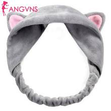 Ears Tools Daily Hair Headbands Party Makeup Party Hairband Accessories Gift Vacation Headdress Cute Cat Life Women(China)
