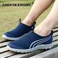 Homens novos do Estilo Britânico de Moda Tarja de impressão Lazer sapatos slip on Casual Zapato Plana Low top sapatos populares cesta hombre