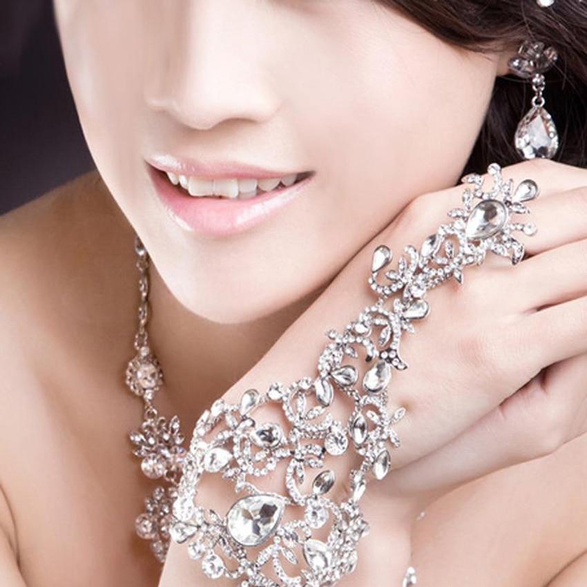 Women Crystal Rhinestones...