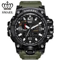 Top Brand Men Sport Watch LED Digital Waterproof Casual Shock Male Clocks Relogios Masculino Men S