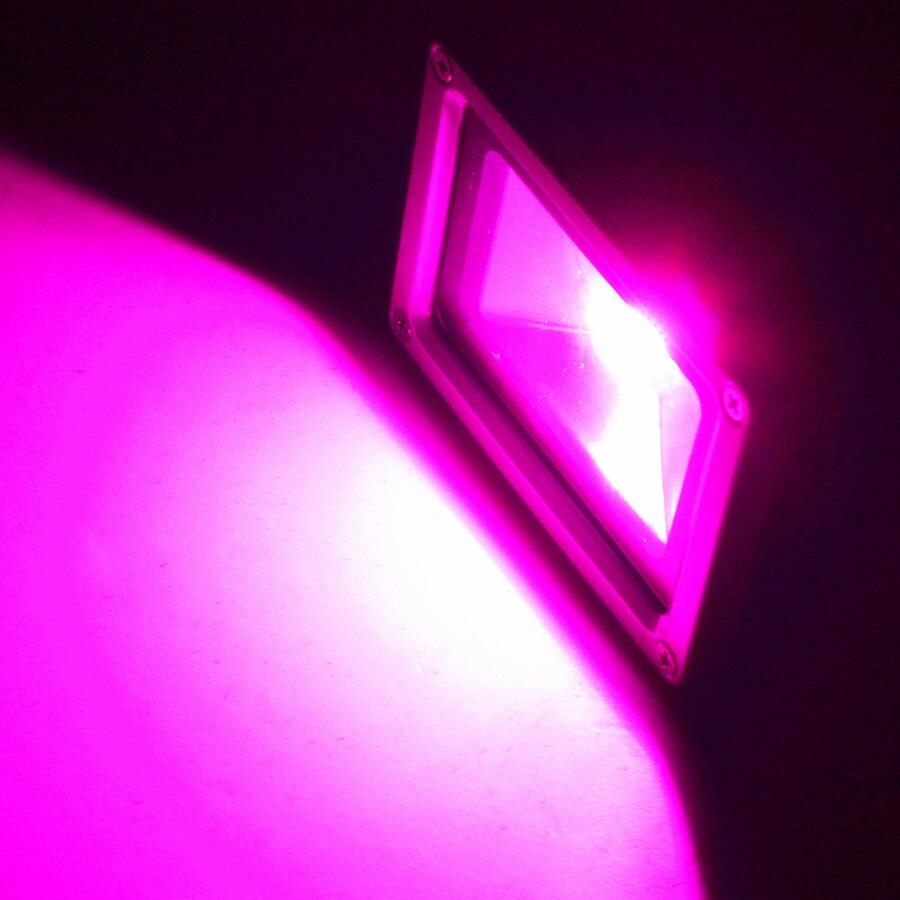 1pcs 30W LED Grow Light Flood LED Grow Lamp AC85 265V Water Proof Grow Lighting for Flowering Plant Grow Box