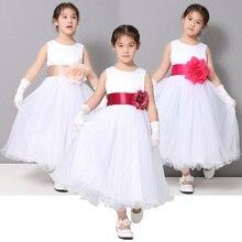 Flower Girl Petals Pageant Dress