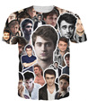 Daniel Radcliffe Paparazzi T-Shirt Harry Potter to Horns Mr. Radcliffe t shirt Women Men tees