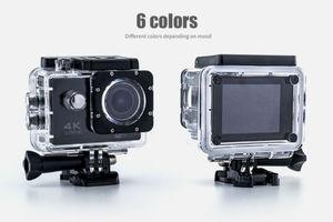 Image 3 - 원격 제어 스포츠 와이파이 카메라 4 k/30f 16mp 디지털 비디오 레코더 30m 수중 카메라 방수 캠 헬멧 카메라 electshon