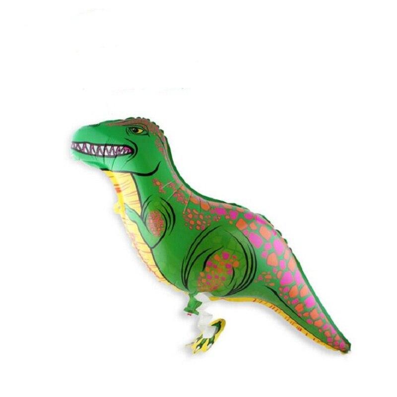 50pcs/lots dinosaur walking pet balloons animal balloons myalr Birthday balloon