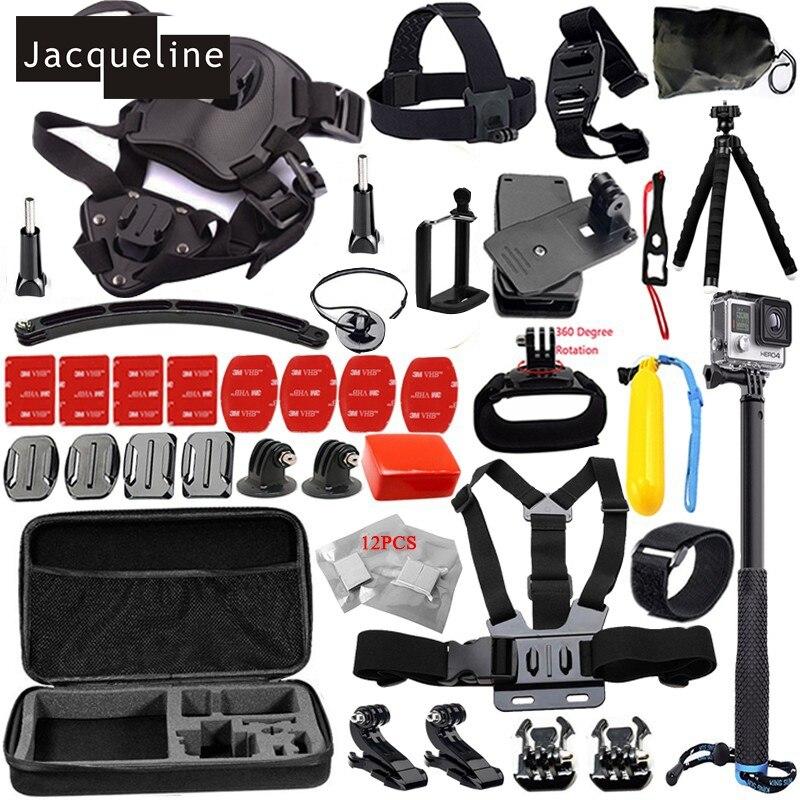 Jacqueline Gopro Aksesuarları için Köpek Askı Dağı Gopro hero - Kamera ve Fotoğraf
