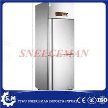Freezer Kitchen Refrigeration-Equipment Commercial Console Two-Door