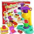 Montessori del cabrito Suave helado plastilina Arcilla de Color Conjunto de Juguete 5 colores Regalo de Alta Quanlity Para Bebés y Niños