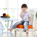Baby Adjustable Detachable Dinner Eating Chair Cushion Children Portable Height Increase Pad Piano Cushion Seat Heighten Pad