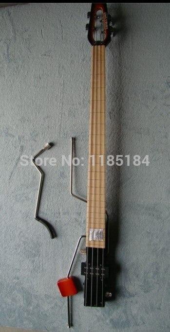 Livraison gratuite MiniStar Bassstar Voyage Guitare Construit dans Casque Amp guitare électrique y compris le sac