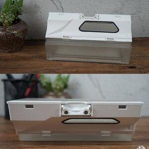 Image 2 - Roborock S50 części do kurzu Xiaomi Mi Robot próżniowy 2 generacji Roborock S50 części do kurzu dla Roborock S55/S51