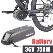 бафане комплекты электрический велосипед 36v 13AH аккумулятор bbs02b 750ВТ Хайлун аккумулятор