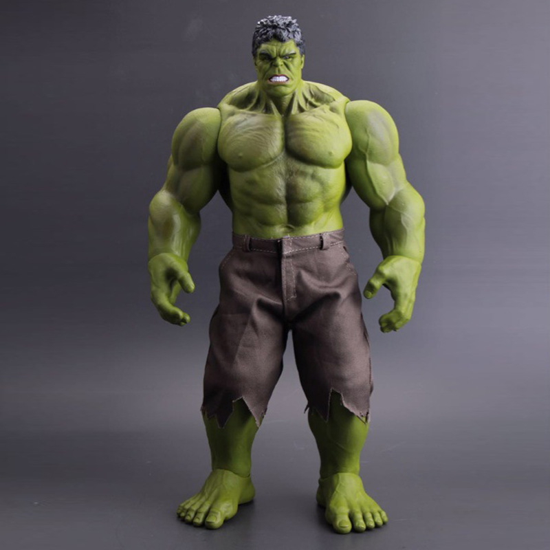 Starz The Incredible Hulk Collection Action PVC Figure Toys Gift Box купить