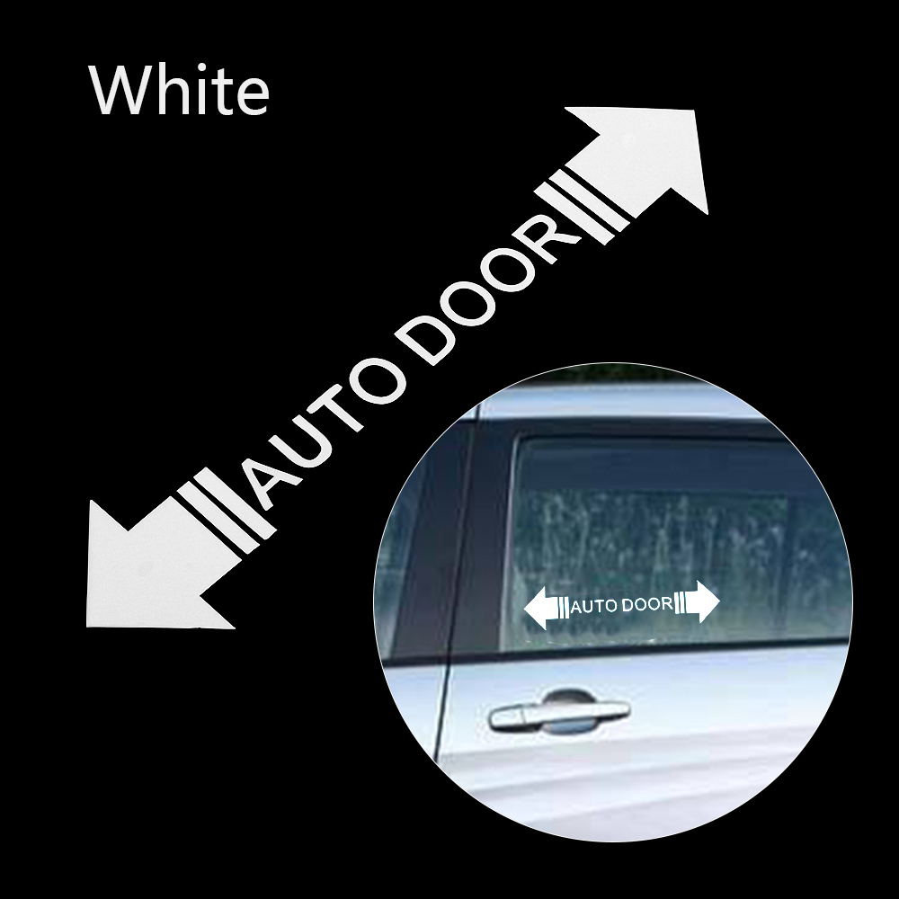 New Decal Home Glass Auto Door  Please Do Not Pull Warning Caution Car Sticker
