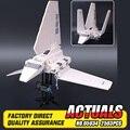 LEPIN 05034 Serie Star El Imperial Shuttle Montado Bloques de Construcción Juguetes de Los Ladrillos Compatible con 10212