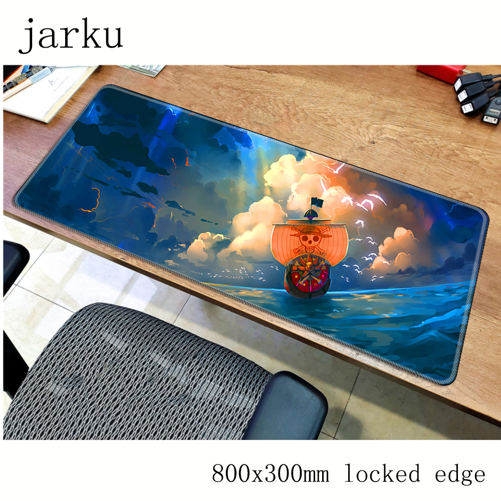 Gel One Piece Mouse Pad Gamer Accessories 800x300mm Notbook Mouse Mat Large Gaming Mousepad Xl Pad Mouse PC Desk Padmouse