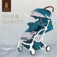 Babythrone Lightweight Fold Portable Baby Stroller Traveling Baby Carriage Infant Buggy Umbrella Pram