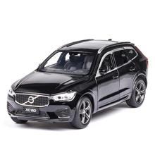 新しい 1:32 ボルボ XC60 合金車モデル Diecasts おもちゃ車おもちゃの車で送料無料子供のおもちゃ子供のギフト少年のおもちゃ