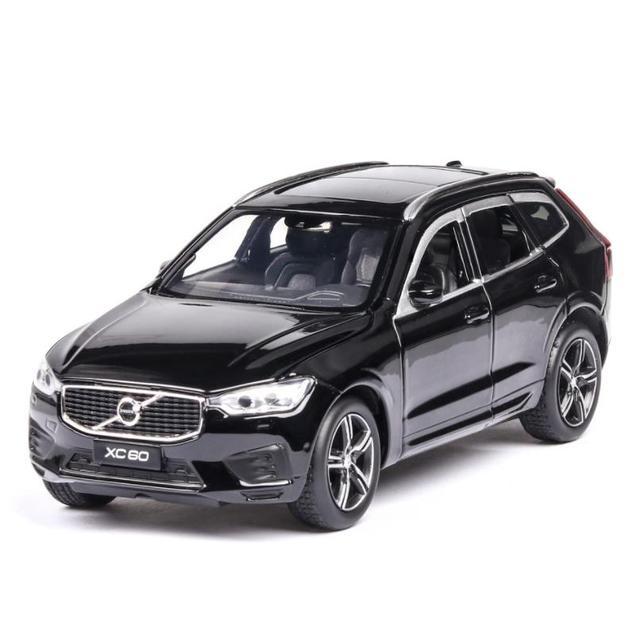 جديد 1:32 فولفو XC60 سبيكة نموذج سيارة Diecasts و لعبة سيارات لعبة شحن مجاني طفل لعب للأطفال هدايا بوي لعبة