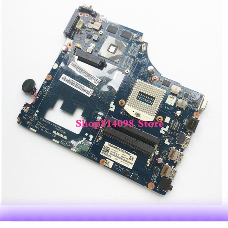 SUPER STOCK VIWGQ/GS LA-9641P LAPTOP MOTHERBOARD FOR LENOVO G510 NOTEBOOK PC MAINBOARD SUPPORT I3 I5 I7 все цены
