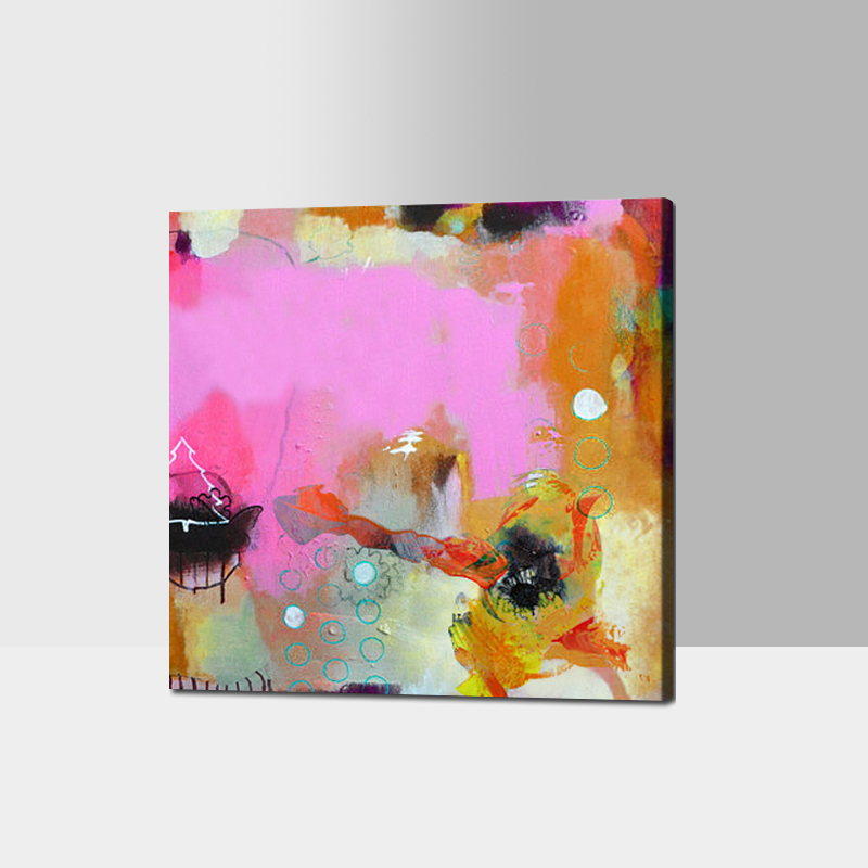 Unframed Billige Art Einfache Abstrakte Farbe Bilder 100 ...