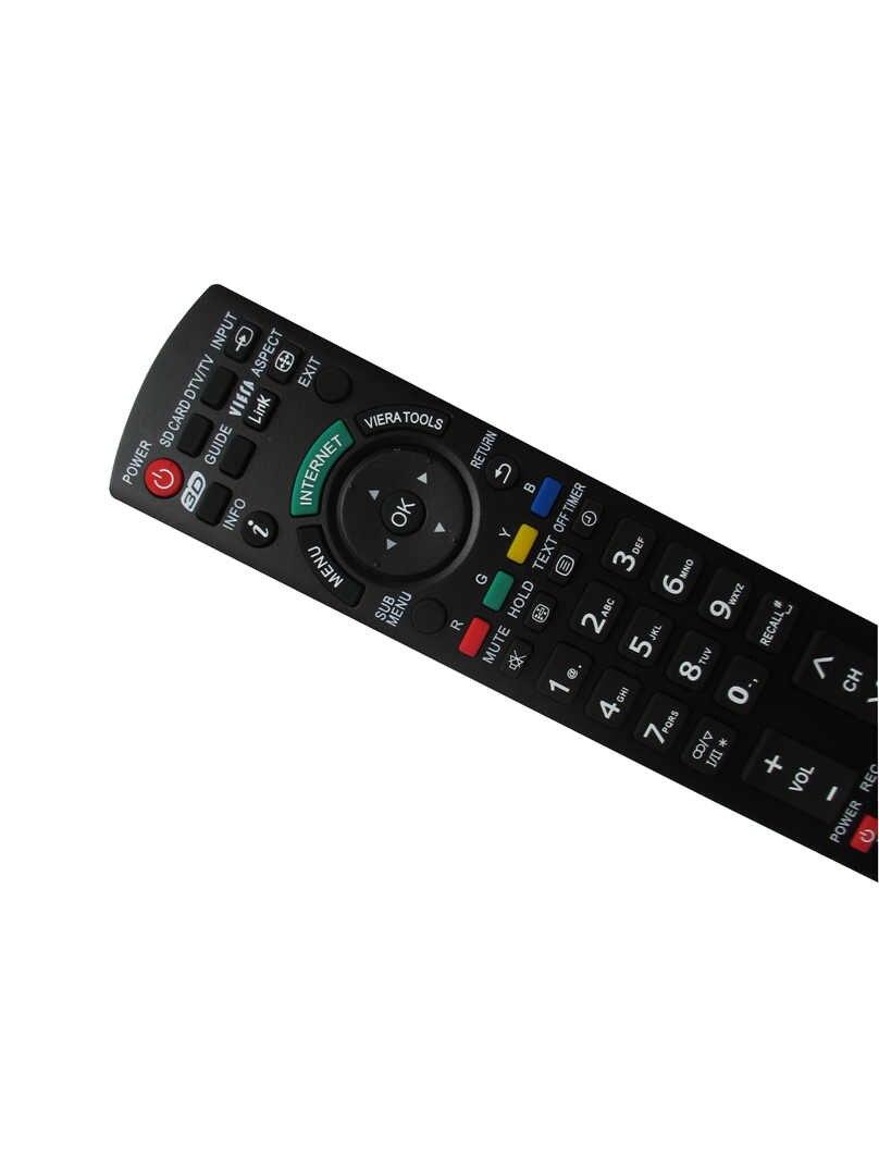 Remote Control For Panasonic TX-P46G15E TX-P42G15E TX-L37V10B N2QAYB000354 TX-L32G10 TX-L32GW10 TX-L37G10 LCD Viera HDTV TV led телевизор panasonic tx 43dr300zz