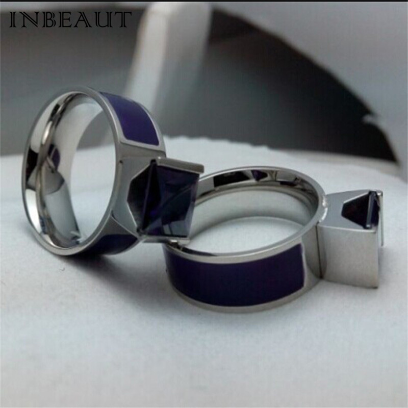 purple and orange rings compare prices on womens titanium purple wedding rings online