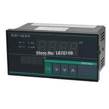 XMT-806 instrumen kontrol suhu cerdas Pid SSR instrumen kontrol suhu 0 Pv SV-999 160*80mm