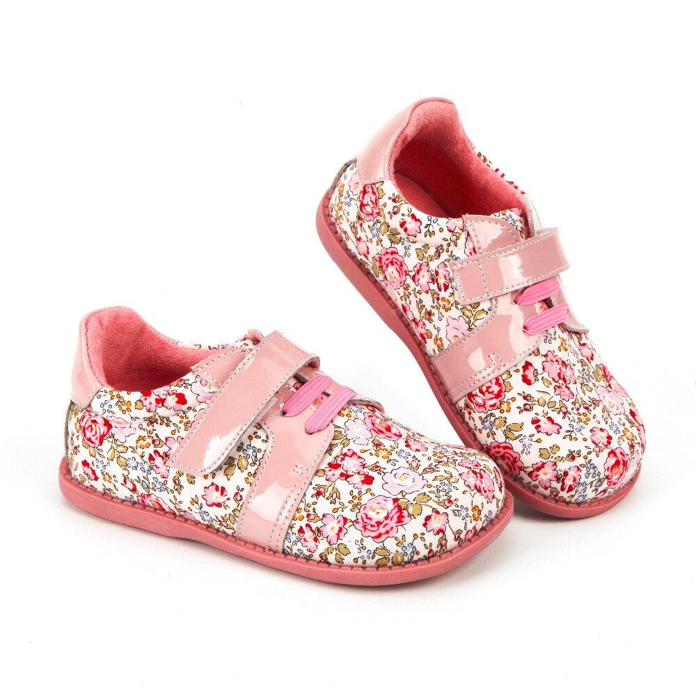 TipsieToes marca de alta calidad de tela de moda costura niños zapatos de los niños zapatos para niños y niñas Otoño de 2018 nueva llegada