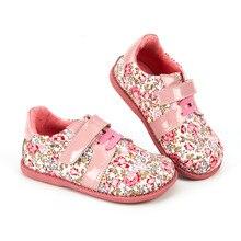 子供靴tipsietoesブランド高品質ファッション生地ステッチ子供少年少女のための2020秋の新到着