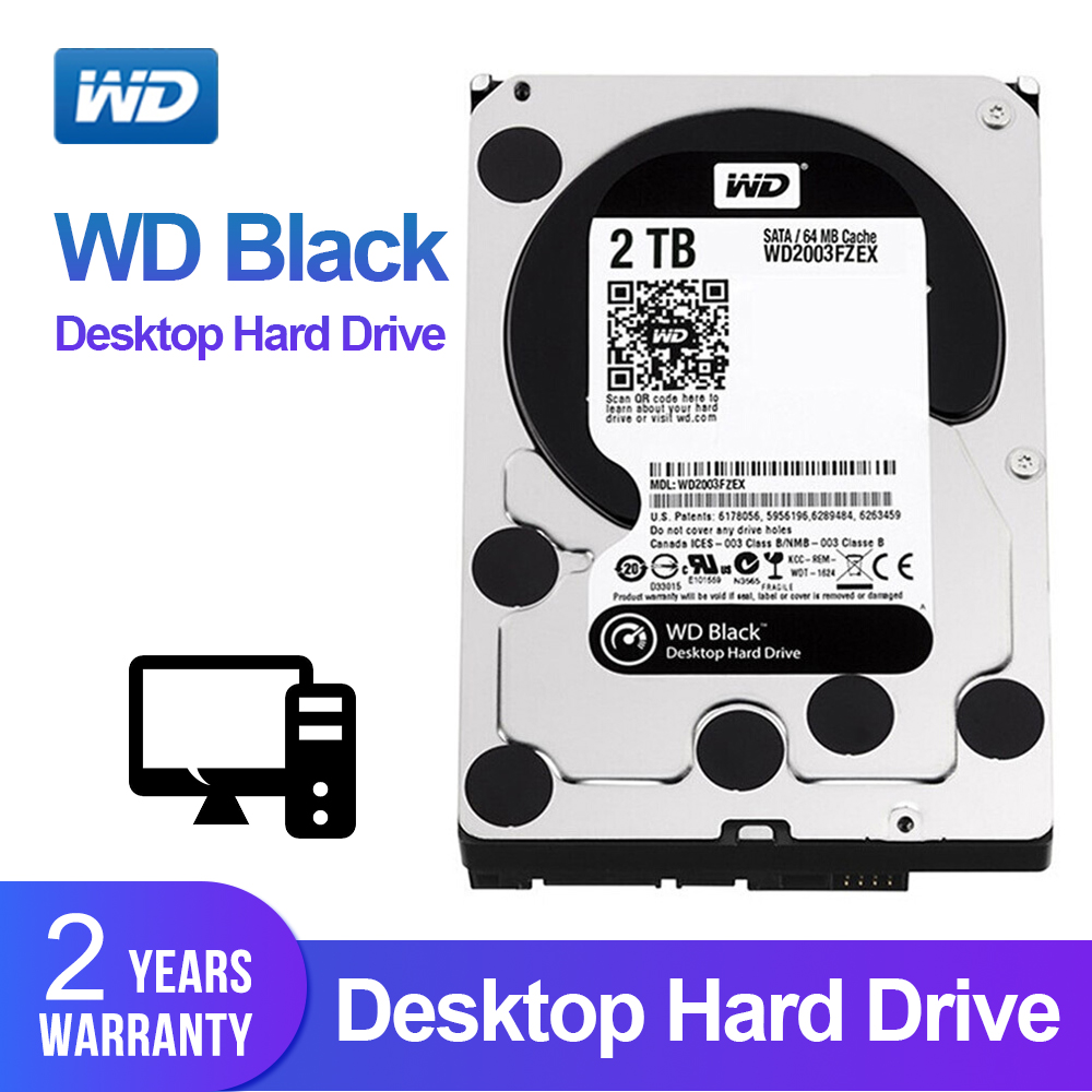 Western Digital WD Black 4 to 3.5