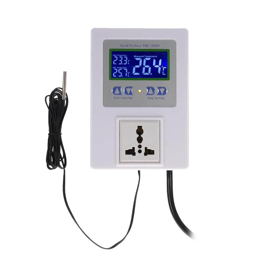 Super Steuerung Heizung Und Kühlung Thermostat Mit Lcd Werbeaktion  VB72