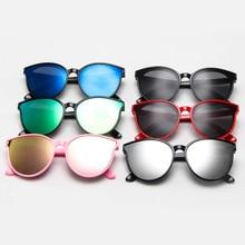 Модные детские солнцезащитные очки для мальчиков и девочек, детские солнцезащитные очки Uv400 Oculos De Sol Feminino