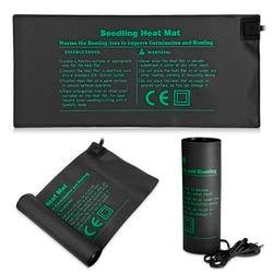 Durable Seedling Heat Mat Plant Seed Germination Propagation Clone Starter Pad Warm Hydroponic Heating Pad 52 X 24cm