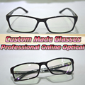 Óptico por encargo lentes ópticas borde completo TR90 mate marco negro gafas de lectura 1 1.5 2.0 2.5 + 3 + 3.5 + 4 + 4.5 + 5 + 6