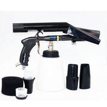 Z-200 NEW 2IN1 Tornado Air regulator bearring tube durable tornado gun black combo vacuum adapter(1whole gun)