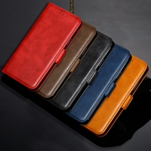 Flip Leather Case For Coque Xiaomi Mi 8