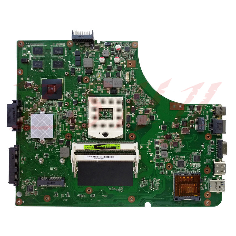 все цены на For ASUS K53SD Laptop Motherboard 60-N3EMB1300-D14 HM65 DDR3 Free Shipping 100% test ok онлайн