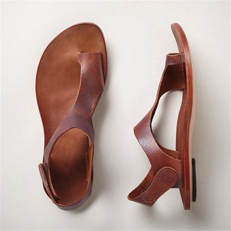 WENYUJH Women Sandals 2019 Clip Toe Flat Sandals New Summer Casual Ladies Sandals Shoes Roman Sandalia FemininaWENYUJH Women Sandals 2019 Clip Toe Flat Sandals New Summer Casual Ladies Sandals Shoes Roman Sandalia Feminina
